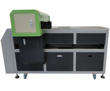High Resolution A2 UV Flatbed Printer with 395 Nm LED UV Light in Iraq