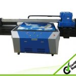 60*150cm Embossed Printing A1 Double Dx5 Head Flatbed UV Printer in Iceland