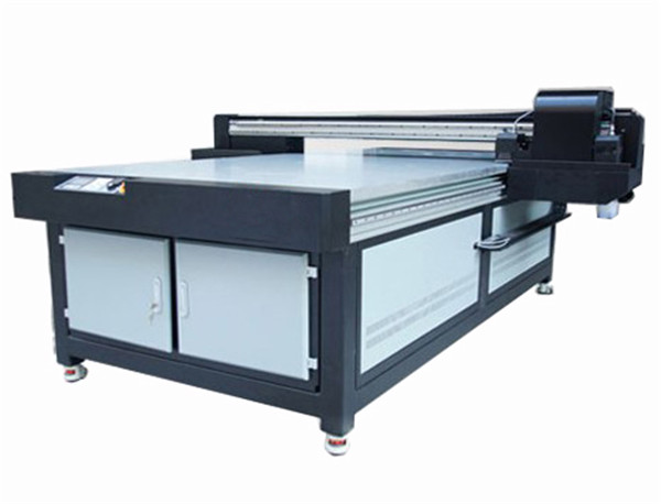 Large Format Inkjet UV Printer (2.5m*1.22m) with Ricoh Gen 5 for Marble Printing in Macedonia
