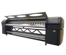 Wer-ED2514UV Big Format Cheap Roll to Roll UV Printer in Namibia