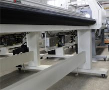 Docan PVC Vinyl UV Flatbed Printer with Roll to Roll in El Salvador