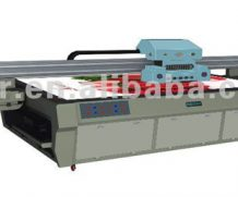 Large Flated Konica 1024 UV Printer with Good Printing Effect in Lesotho