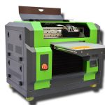 Docan Small Size Ricoh Gen 5 UV Flatbed Printer with Good Printing Effect in European