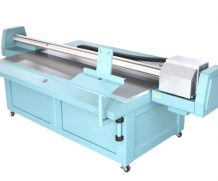 Two Piece Dx5 Head LED UV Printer for Large Ceramic in Philippines