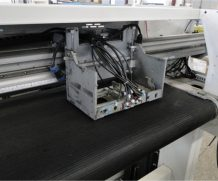 Wer-Ep2514UV CE ISO Approved High Quality Best Service Brother Jet UV LED Printer in Bandung