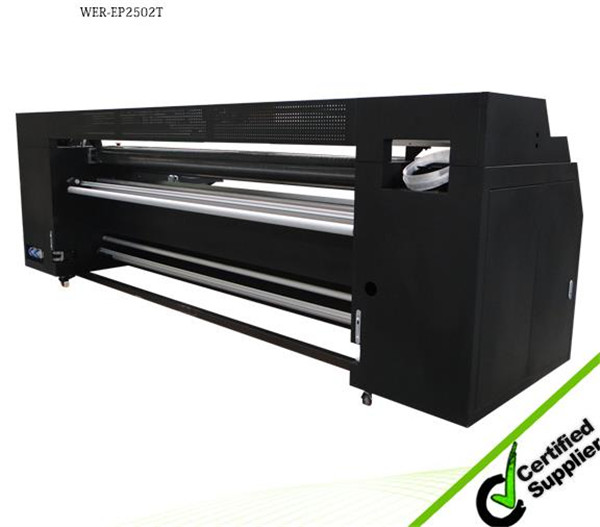 Stable performance A2 WER-D4880T digital printing printer for t-shirts in Venezuela