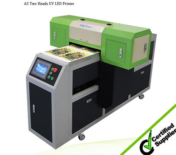 High resolution and strong adhesive A2 size WER-D4880T digital dtg t-shirt printer in Malta