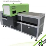 Best 2016 New Product Good quality A3 size digital printing machine for t-shirt printing in Lucknow