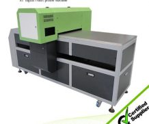 Best DX5 printhead 8 color A3 digital shirt printing machine price in Finland