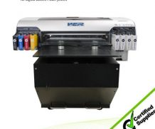 Best Reasonable price A2 420*900mm WER-D4880T dtg printer,hot sale digital t-shirt printer in Sweden