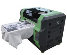 Best cheap A1 WER EP7880T digital printer for t-shirt printing machine,dtg printing in Atlanta