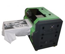 Best New Fashion design A2 size with DX5 printhead WER-D4880T Digital flatbed T Shirt Printer in Tunisia
