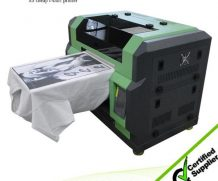 Best Hot selling A3 size CISS system WER-E2000T direct t-shirt garments printer in Mauritius