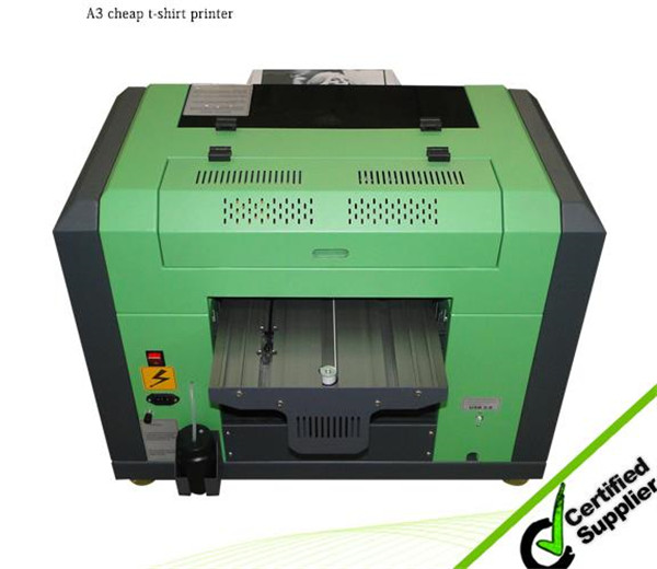 New hot selling A2 size WER-D4880T digital t-shirt flatbed printer in Maryland