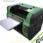 Best Top selling WER-D4880T digital t shirt Flatbed printer t-shirt printing machine in Utah