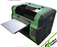 Best Direct Flatbed A3 Textile Printer Tshirt Printer with Six Color