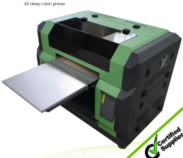 Best A3 cheap dtg printer t shirt printing machine with rocih head ...