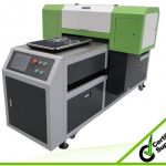 Best Hot selling 1 year warranty A3 size WER-E2000T t shirt printer machine with CE certification in Myanmar