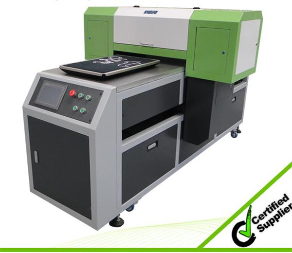 Good quality A2 420*900mm WER-D4880T dtg printer,4880c printing head t shirt printer in Uruguay