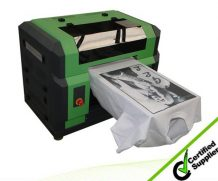 Best New Fashion design desktop A2 WER-D4880T DTG t-shirt printer in Ecuador