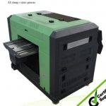 Best High quality A3 Size Ricoh GH2220 3 Printheads T-Shirt printer in Cameroon