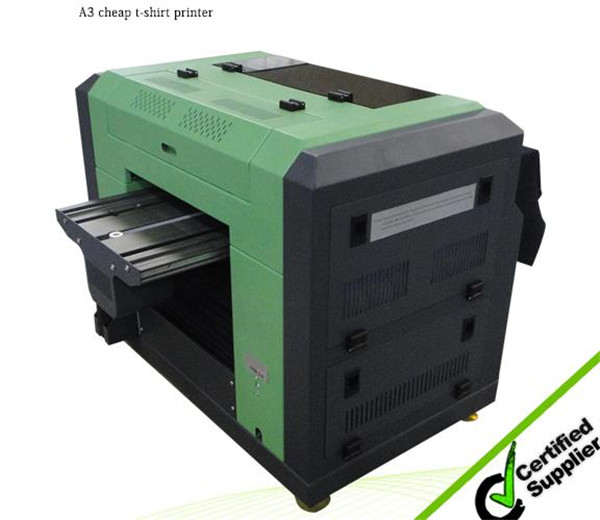 Perfect design A2 size WER-D4880T Digital Fabric Printer, T-shirt printer in South Africa