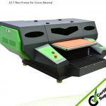 Best Hot selling A2 420*900mm WER-D4880T dtg printer,Direct To Garment T-shirt printer in Korea