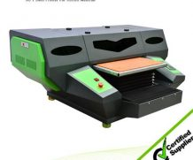 Best Best design A2 size WER-D4880T with high resolution digital flatbed dtg t-shirt printer in Asia