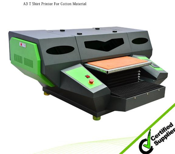 Hot selling A2 420*900mm WER-D4880T dtg printer,A2 size DTG digital textile printing machine in Dallas