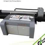 Best A3 size t-shirts printer for black and white clothes printing in Alabama