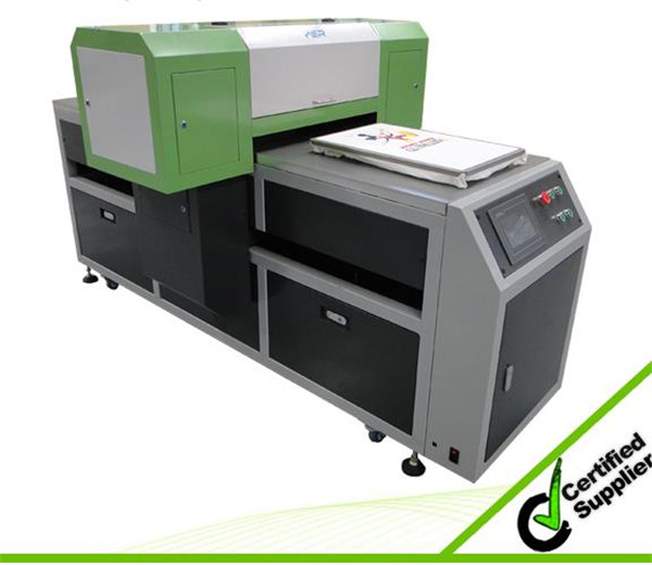 Hot-selling A3 WER E2000T direct t-shirt printing machine, t shirt printing machine in Algeria