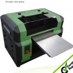 Best High Quality t printer machine WER-ED1310T for A0 Seriest DTG t-shirt Printer in Venezuela