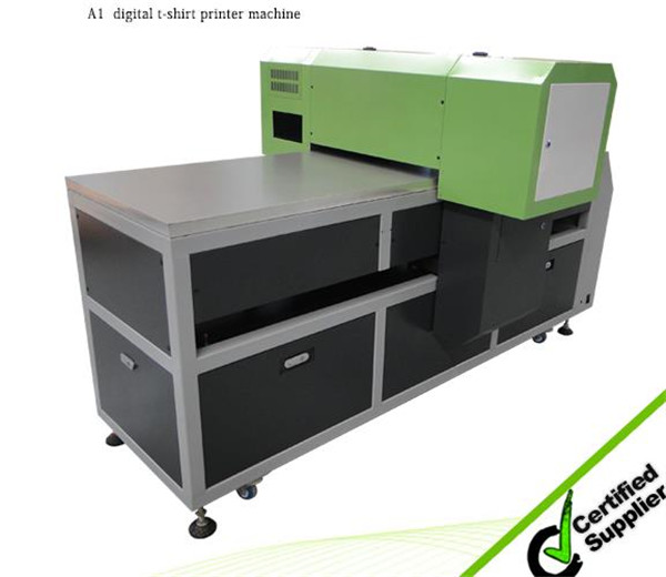 Popular A1 600*1500mm WER-EP7880T for Garment T-shirt 8 colors,textile printer in Jeddah