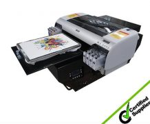 Best Good quality A2 size WER-D4880T digital printing machine for t-shirt printing in NSW