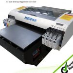 Best WER CHINA New A2 size with two dx5 printheads t shirt machine printing in Cameroon