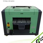 Best Popular a3 329*600mm WER-E2000T, cheap t-shirt printer with 1 DX5 printhead, A3 DTG printer in Chicago