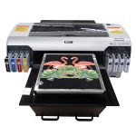 Best New design WER-D4880T digital t-shirt printer direct to garment digital printing in Myanmar