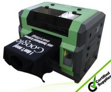 Best most popular and efficient Tshirt printer A2 4880 DTG printer in Poland