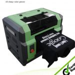 Best Top selling 8 colors cmyk+wwww A3 size WER-E2000T DTG printer for t shirt in Birmingham