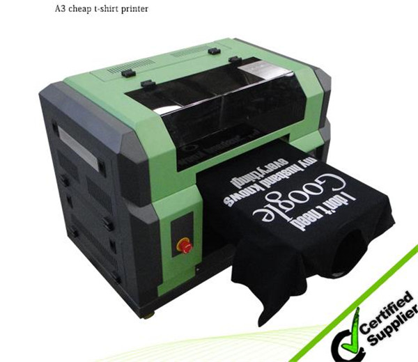 New Fashion design CE approved A2 size WER-D4880T 100% cotton dtg printer for t-shirt in Morocco