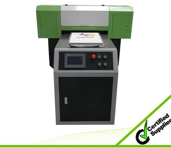 New A2 size with two dx5 printheads multicolor t shirt printing machine in Dubai