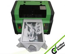 Best CE Approved New Design A3 Direct to Garment T-Shirt Printer in Michigan
