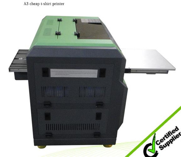 Hot selling WER-E2000T Factory price for A3 small desktop dtg tshirt printer in Guyana