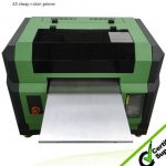 Best New Fashion design desktop A2 WER-D4880T DTG t-shirt printer in Algeria