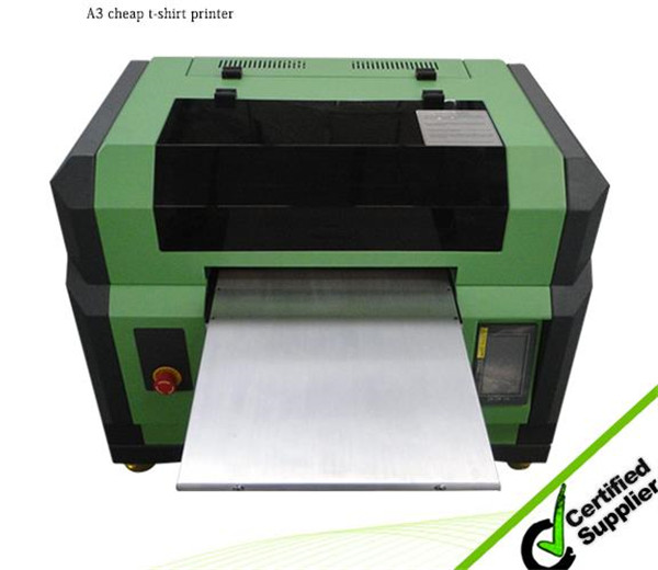 China Cheapest A2 4880 Direct to Garment T-Shirt printer in France
