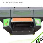 Best Perfect design A2 size with DX5 head WER-D4880T fabric digital printing machine in Abu Dhabi