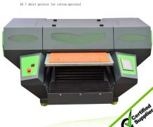 Best Cheap A3 WER E2000T t shirt textile printer printing machine, A3 tshirt printing machine in UAE