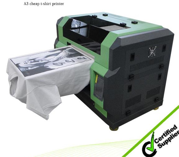 Hot selling DTG a3 329*600mm WER-E2000T with CE certification,garment printing machine in Riyadh