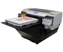 Best Hot design desktop A2 size WER-D4880T digital printer for cotton cloth in Ireland