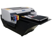 Best Most reliable A2 size with DX5 heads and high resolution WER-D4880T textie printing machine in Indonesia